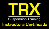 Instructor certificado trx